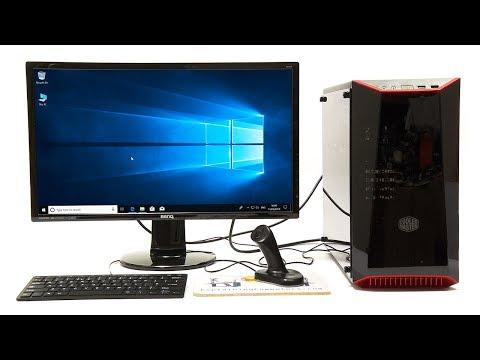 Ryzen Budget PC Build #3: Windows Install & Tests