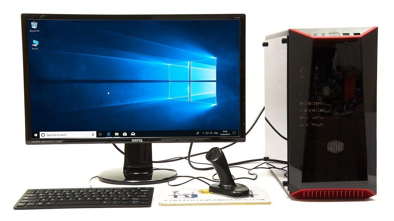 ExplainingComputers com: Ryzen Budget PC Build Series