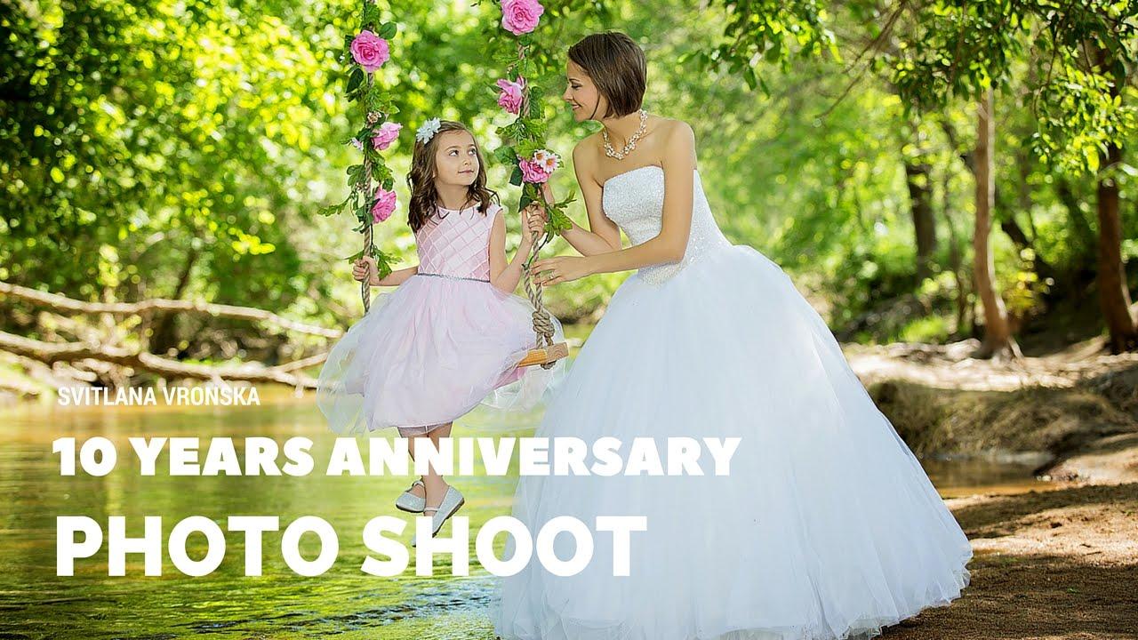 10 YEAR ANNIVERSARY PHOTO SHOOT with Svitlana Vronska at Highlight ...