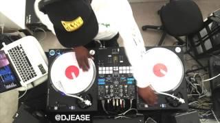 EASE - Throwback Mix | SeratoDj + Pioneer DJM-S9 + Plx 1000's