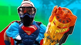 Superman Armor?! Justice League Gear Test & Toys Review by KIDCITY