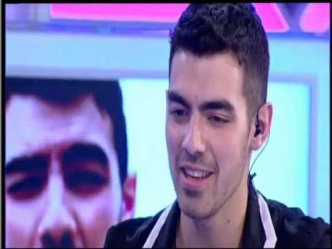 "Joe Jonas ""El Hormiguero"" - part 1 - Interview"