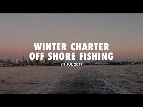 Sydney offshore fishing