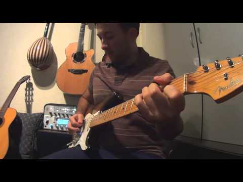 Liitle Wing by Stevie Ray Vaughan (Cover)