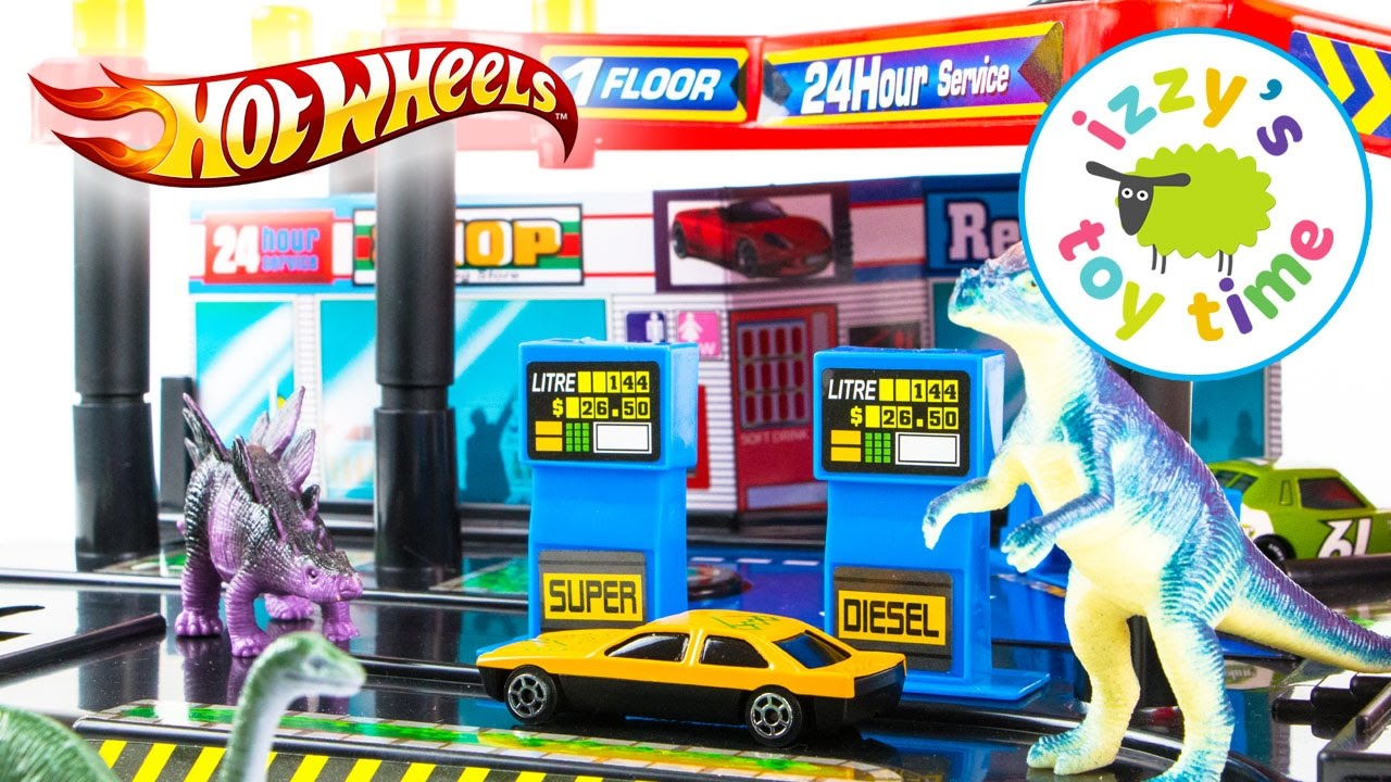 Hot wheels and fast lane parking garage with little tikes for Garage fast auto sarcelles