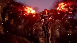 GMV-Fantasy warrior-Dark beauty