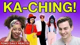"""EXO-CBX """"Ka-CHING!"""" • Fomo Daily Reacts"""
