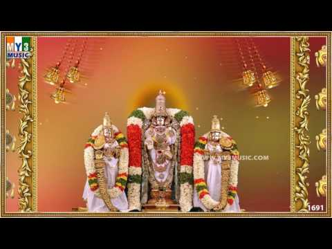 Sri Srinivasam Sritha Parijatham | VENKATESHWARA SWAMY POPULAR SONGS | BHAKTHI TV