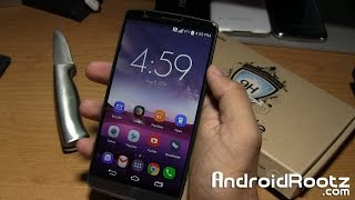 LG G3 Screen Scratch Test with Glass Screen Protector!