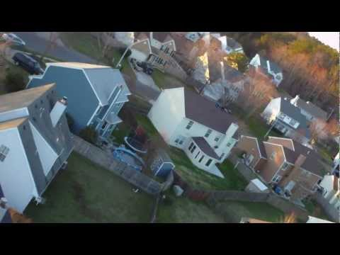 Virginia Beach Neighborhood Flying HD #4
