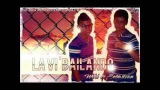 La Vi Bailando - Wiki & Sebastian - [ Prod.M-studios ] REGGAETON 2013 NUEVO NEW