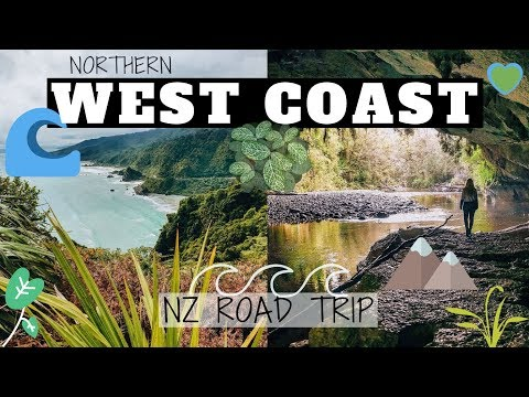 NEW ZEALAND WEST COAST ROAD TRIP | Incredible Hidden Gems