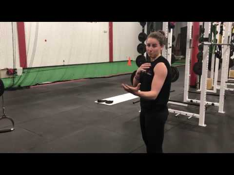 Fastpitch Friday Ep 25 Refining the Standing 1-arm Cable Row