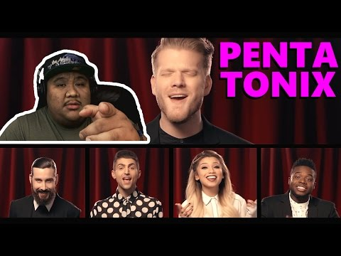 Pentatonix - O Come, All Ye Faithful [MUSIC REACTION]