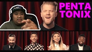 Pentatonix - O Come, All Ye Faithful [MUSIC REACTION]