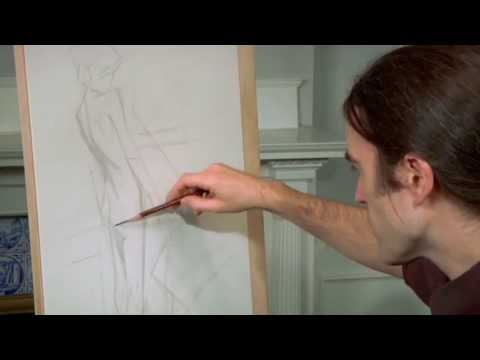 Preview | Figure Drawing 2: The Gesture with Dan Thompson