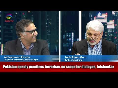 Pakistan issues Nuclear Threats; No talks, says India - Mohd Rizwan & Tahir Gora in Bilatakalluf