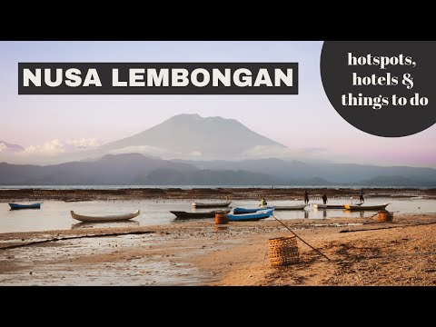 NUSA LEMBONGAN BALI Travel Guide // Your Little Black Book
