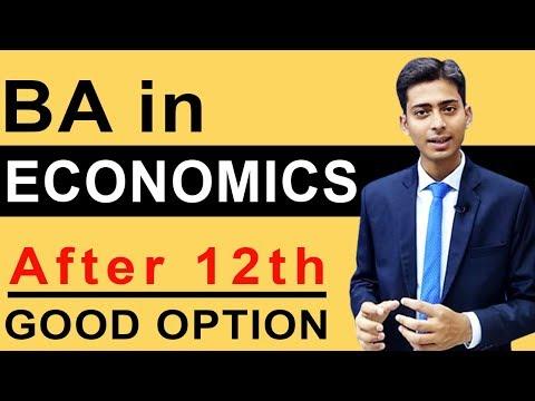 BA Economics Career After 12th in India   Economics Hons, Regular   #26   CREATE YOUR IDENTITY