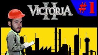 Victoria 2 (Áustria) - QUE COMECE A INDUSTRIALIZAÇÃO EUROPEIA!!! #1 (Gameplay / PC / PTBR) HD