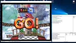 Super Smash Bros. Justase Vs. Robbie (N64 kaillera netplay)