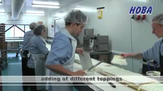 Hoba - Cake Slicer Hsc-bl And Topping Line