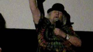 Wavy Gravy Q & A 12/3/10 (part 1 of 2)