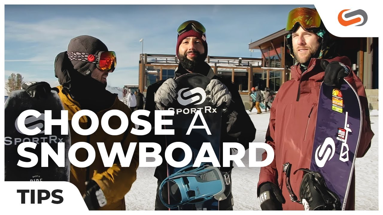 How to choose a snowboard with snowboardprocamp sportrx youtube how to choose a snowboard with snowboardprocamp sportrx geenschuldenfo Gallery
