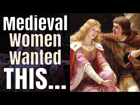 Medieval Women Could Not Resist THIS...