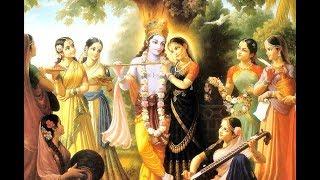 Jaya Radha Madhava ~ Krishna Premi Dasi