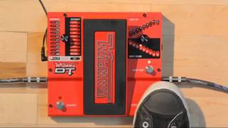 OFFICIAL Whammy DT Demo from DigiTech