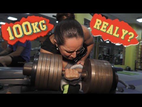 Girl Lifts 82KG With One Hand./ Девушка поднимает 82кг на кисть. Снежана Бабаева | Armbets.tv NEWS