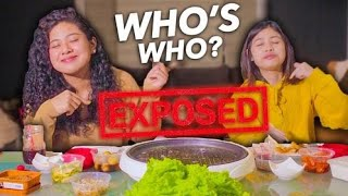 WHO'S MOST LIKELY TO CHALLENGE WITH MY BEST FRIEND!! (Exposed!!) | Chelseah Hilary