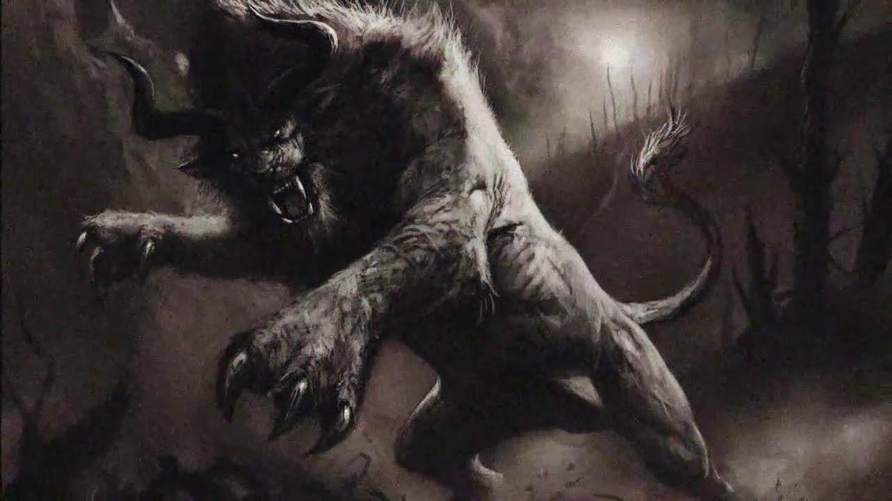 Истории на ночь   Деревенский ужас Gothic Horror
