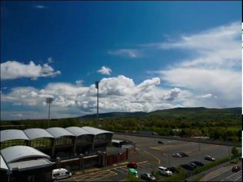 Time-lapse of Tallaght stadium