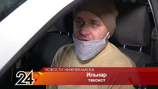 Фото В рамках операции «Такси» ГИБДД Нижнекамска проводит рейды по выявлению нарушений