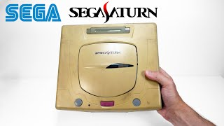 Restoration of Extremely Yellow Broken Sega Saturn