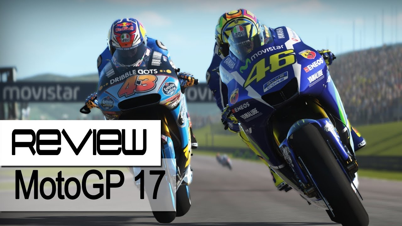 MotoGP 17 (PS4) ★ Review ★ [HD] ★ German | Deutsch - YouTube