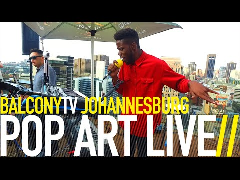 POP ART LIVE - HOLIDAY (BalconyTV)