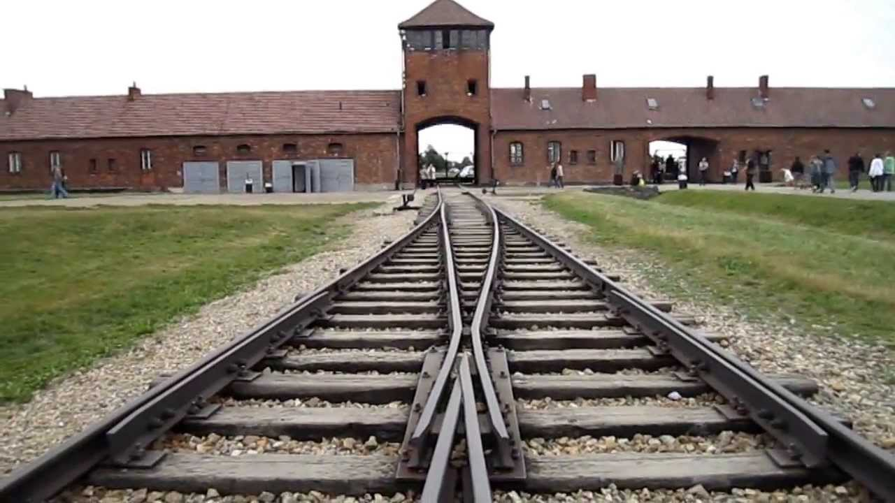 Oswiecim Auschwitz Poland Youtube