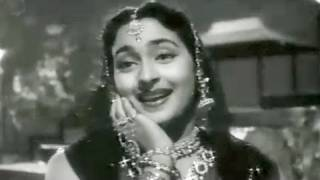 Nindiyan Na Aaye Sari Raat - Asha Bhosle, Nutan, Sone Ki Chidiya Song
