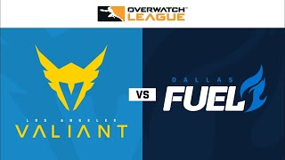 Overwatch | Full Match Los Angeles Valiant vs Dallas Fuel | OWL 2020 Season Opening Weekend | Day 1
