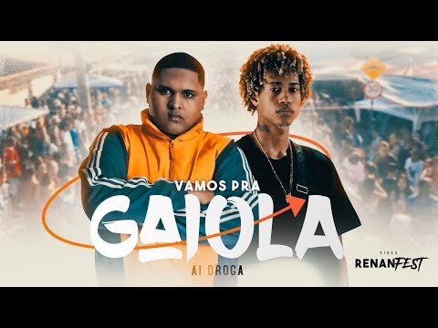 SENTA SENTA SENTA AI DROGA - Kevin o Chris - Vamos pra Gaiola Feat FP do Trem Bala