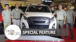 2020 Isuzu D-Max LS-A Launch in Davao | Special Feature