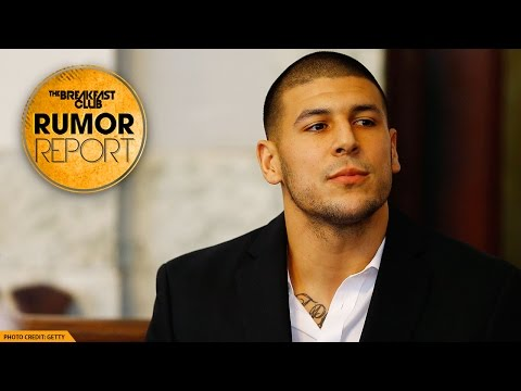 Thumbnail: Former Patriots Tight End Aaron Hernandez Found Dead In Prison Cell