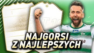 Najgorsze karty ikon i legend w historii FIFA Ultimate Team!