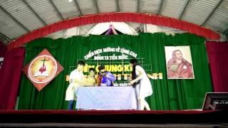 Kịch : Phú hộ và Lazaro - Đội Vêronica - Giáo xứ Nội Bài