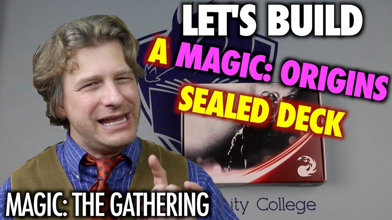How To Build A Sealed Deck Mtg