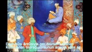 FUZÛLİ (Büyük Türkmen Şairi) - TOKSÖZ