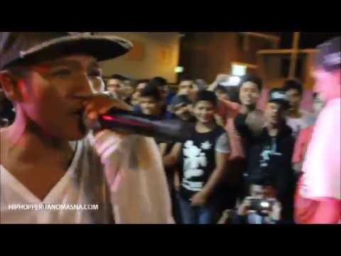NANO vs CERTERO (Mini Carlitos) | Batallas De Rap Callejeras